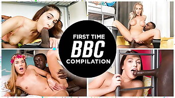 LETSDOEIT - First Time BBC Collection With Sexiest EU Babes!