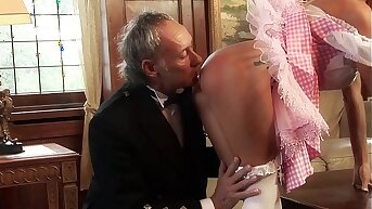Must Not Fap but How? with Alice in Wonderland XXX Parody Abb� & MILF
