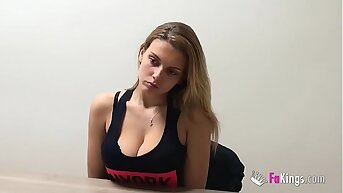 Big boobed girl outlander Madrid looks for fun with reference to porn and also for shed weight money