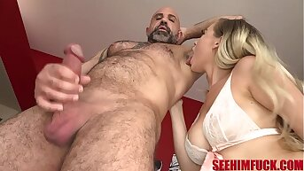 Hairy Stud Michael Masters Fucks Newbie Blake Realize the potential of
