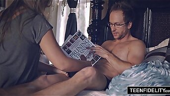 TEENFIDELITY Melissa May Wants all over Play